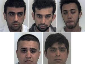 Pakistaníes acusados de abuso sexual en Londres