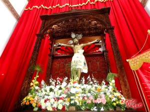 Santo Cristo de La Grita en Táchira