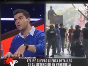 Felipe Cuevas estudiante chileno