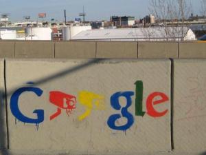 Grafitti de Google