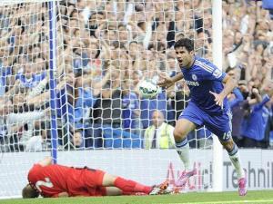 Chelsea venció esta mañana al Leicester City