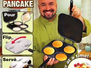 infomercial- perfect pancake