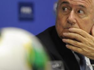 Presidente de la Fifa