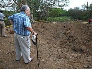 El científico nicaragüense, Jaime Incer Barquero,