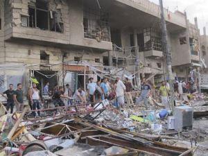 Explosión en Bagdad tras atentado