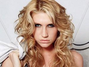 Cantante pop Kesha