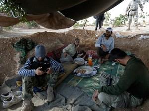 Campamento yihadista