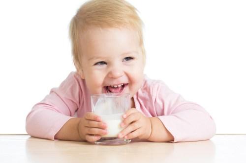 bebe leche