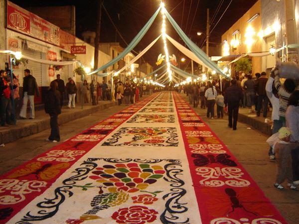 semana santa perú