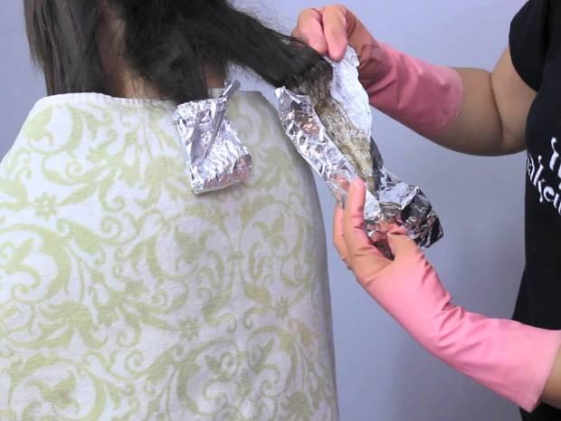 Pintar el cabello (1)