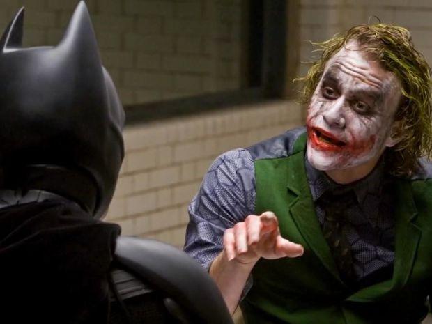 dark night joker