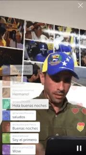 Pregunta-Capriles