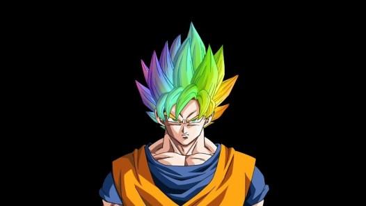 Goku Arcoiris