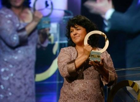 El 22 de abril Berta Cáceres gana el premio Mundial Ambiental Goldman