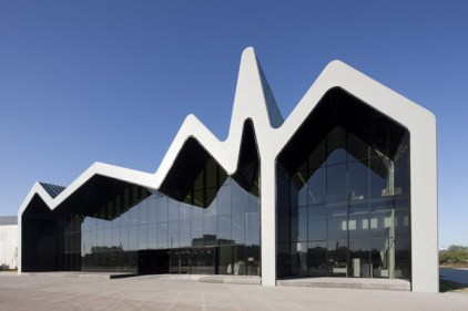 El Museo Riverside de Glasgow