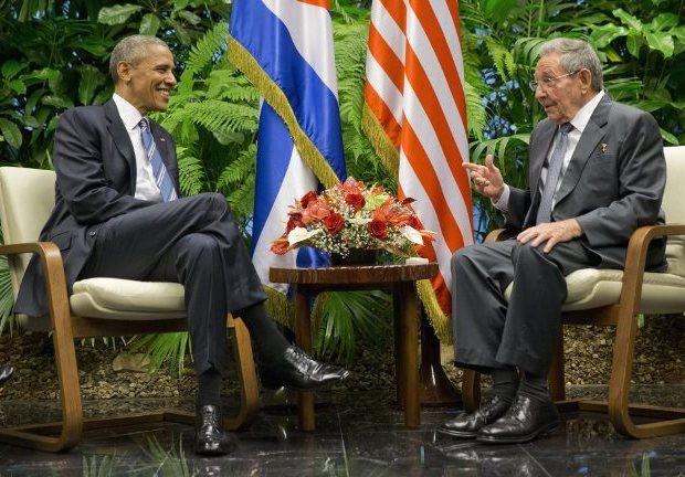 """""""El bloqueo es el obstáculo más importante para nuestro desarrollo económico y el bienestar del pueblo cubano. Por eso, su eliminación será esencial para normalizar las relaciones bilaterales""""."""