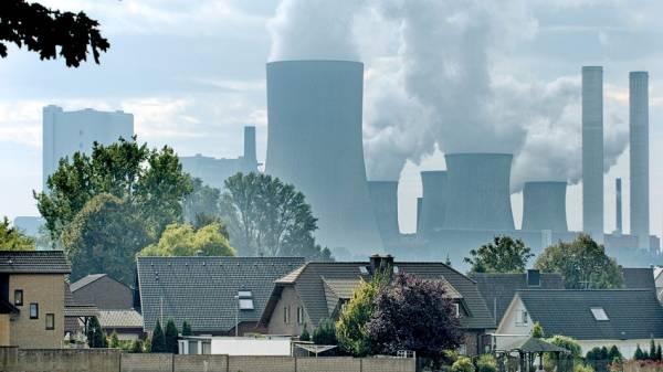 Dióxido de carbono en el planeta