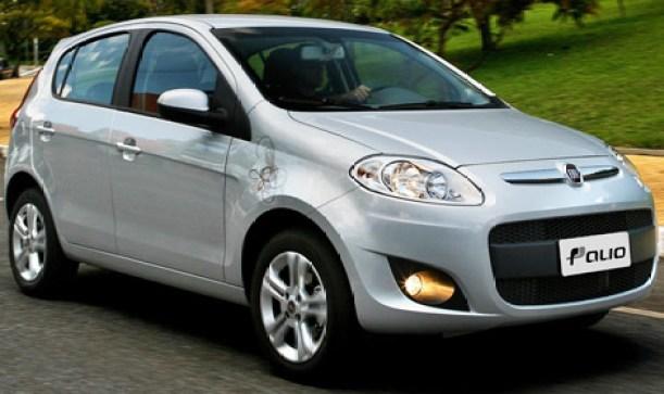 Fiat Palio sin air bag