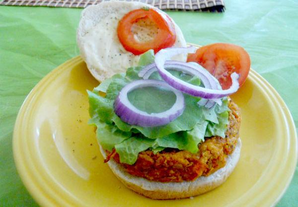 hamburguesa-vegetariana-garbanzo