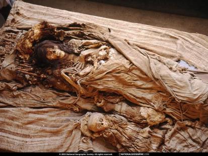 momias americanas 2