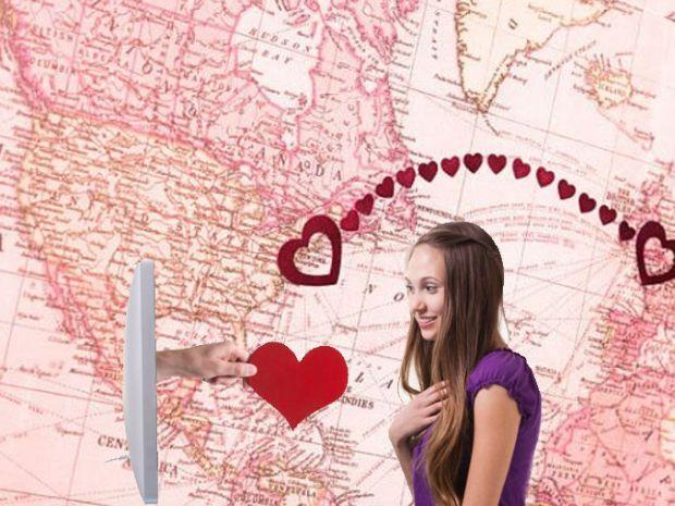 parejas a distancia