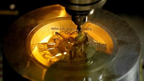fabricacion de medallas