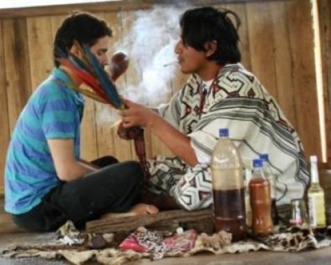 humo-ayahuasca