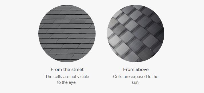 Techos solares tesla