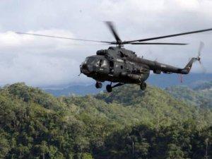 Helicóptero desaparecido