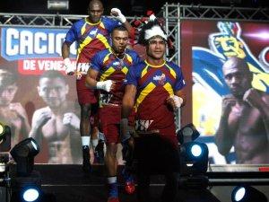 VII Serie Mundial de Boxeo