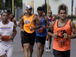 Media Maratón Simón Bolívar