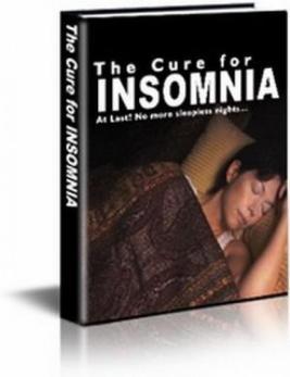 La cura contra el insomnio