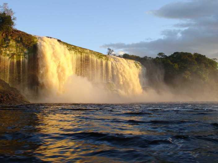 El Parque Nacional Canaima
