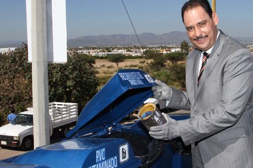 Municipio de Aguascalientes ejemplo en manejo de residuos