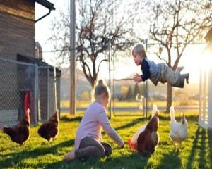 El niño con Sindrome de Down que puede volar.