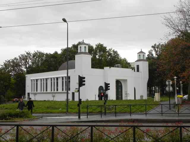 Mosquée Arrahma de Nantes (44)