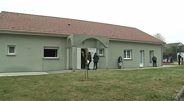Mosquée Contrexéville