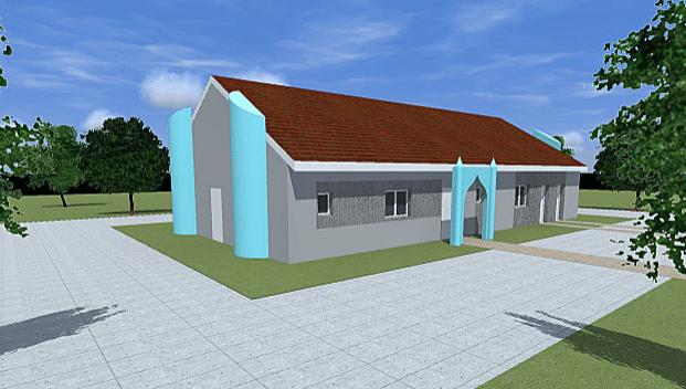 Mosquée de Contrexx