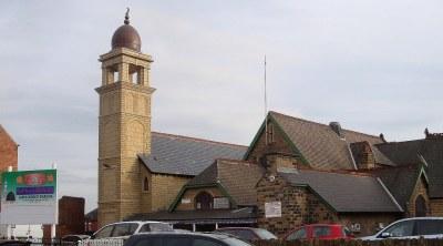 Jamir Masjid Ghausia, Firth Park Road, Fir Vale.