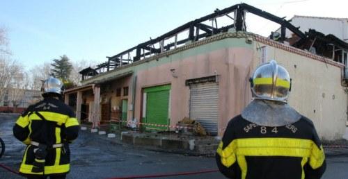 Une mosquée d'Avignon endommagée par un incendie d'origine criminelle