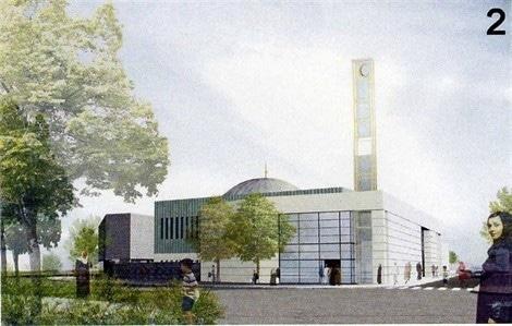 La Grande Mosquée d'Angers
