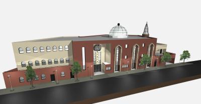 La Grande Mosquée de Beauvais