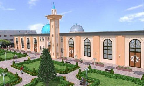 La Grande Mosquée de Reims