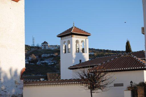 La mosquée de Grenade3