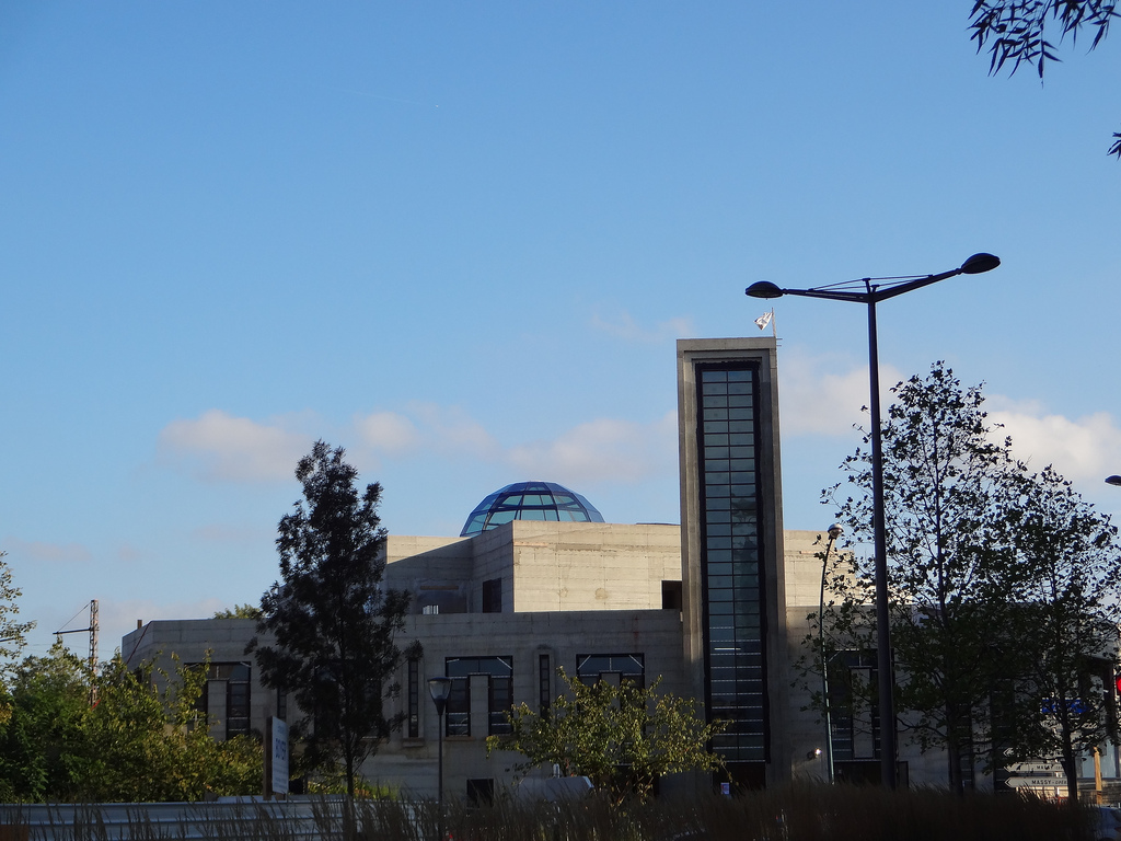 La mosquée de Massy