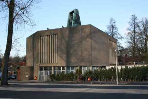 La mosquée Al Hijra Amsterdam