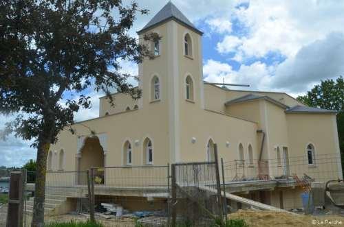 La mosquée de Nogent -le-Rotrou