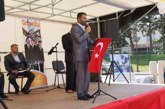 Inauguration de la mosquée turque de Châteadun10