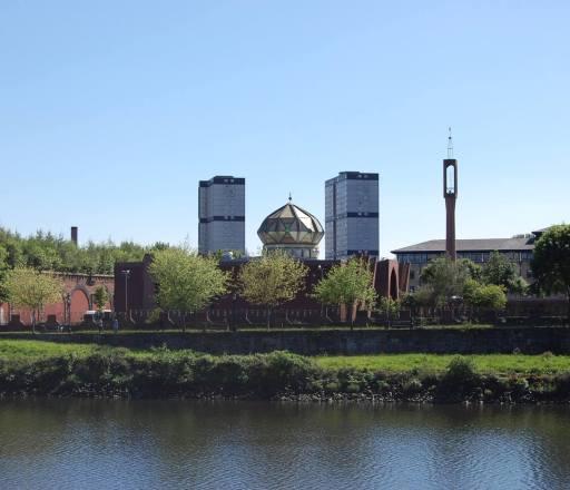 La Mosquée Centrale de Glasgow