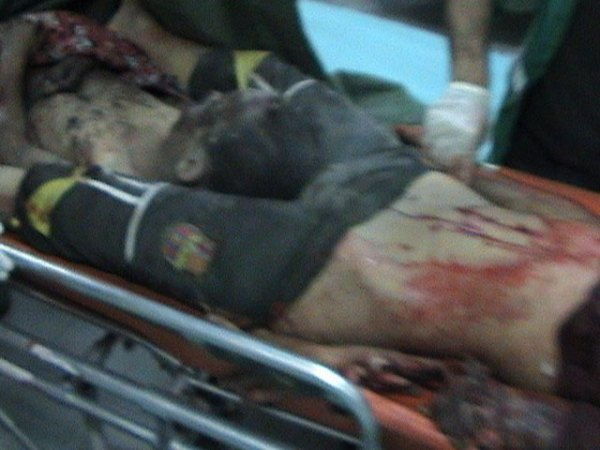 Trois adolescents palestiniens tués par Israël 4